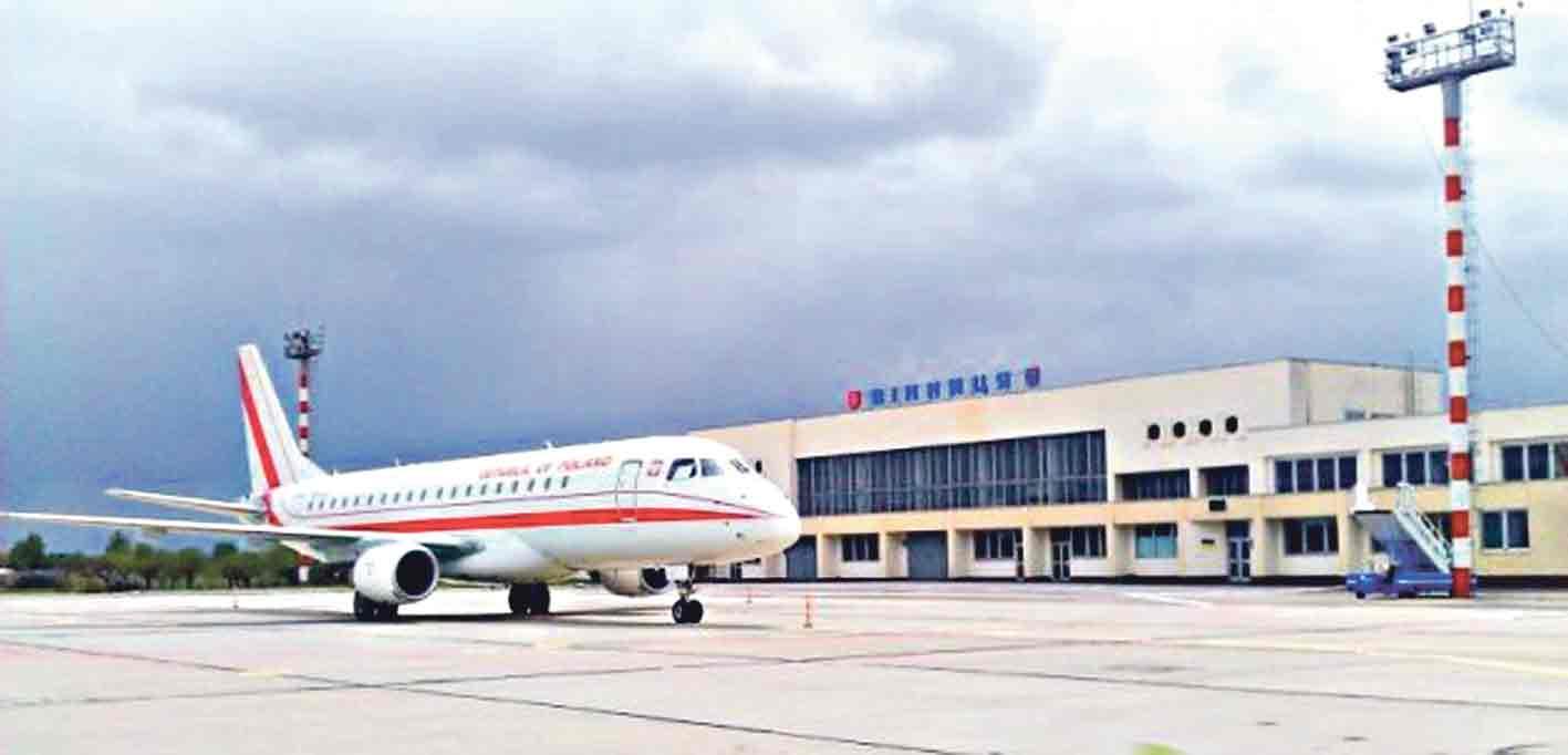 Аеропорт «Вінниця» закриють на ремонт?