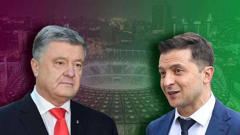 6-м Президентом став Зеленський… За коміка на Вінниччині 63%, за Порошенка – 36%. У Вінниці 58% на 42%… (відео)