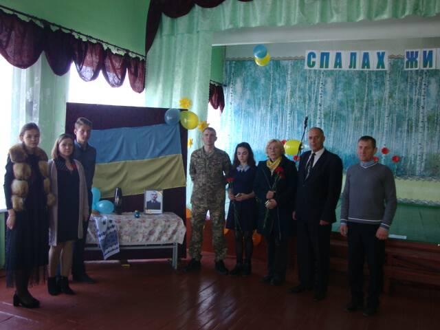 У Чечельницькому районі вшанували героя, який загинув в Іловайську