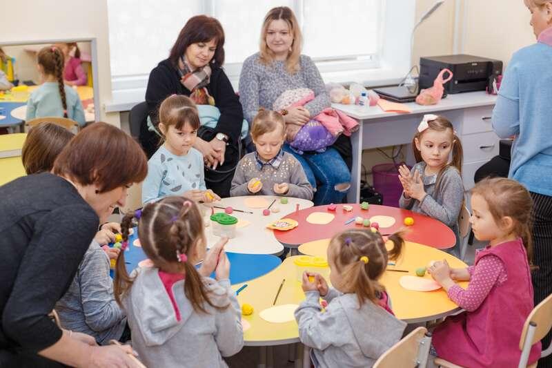 Що таке інклюзивно-ресурсний центр для особливих дітей показали сьогодні у Вінниці…