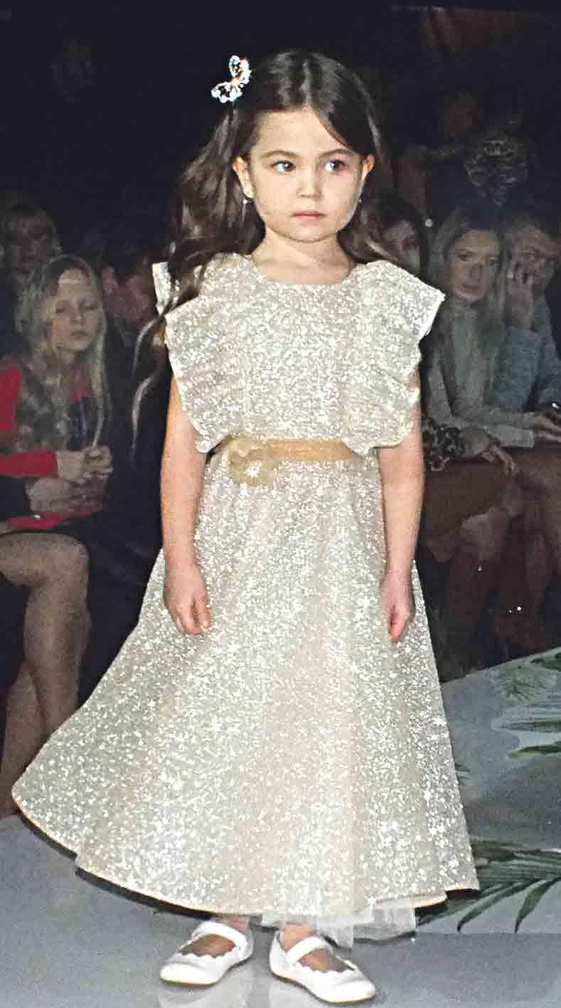 Титул «Mini Top Model Ukraine» здобула вінницька школярка