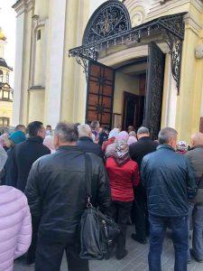 УПЦ МП закликало патріарха Варфоломія відкликати Томос (лист)