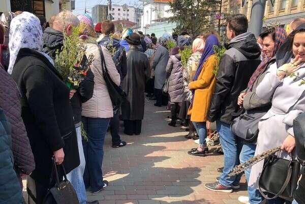 Собор у Вінниці ПЦУ побив рекорди відвідувачів! (відео)