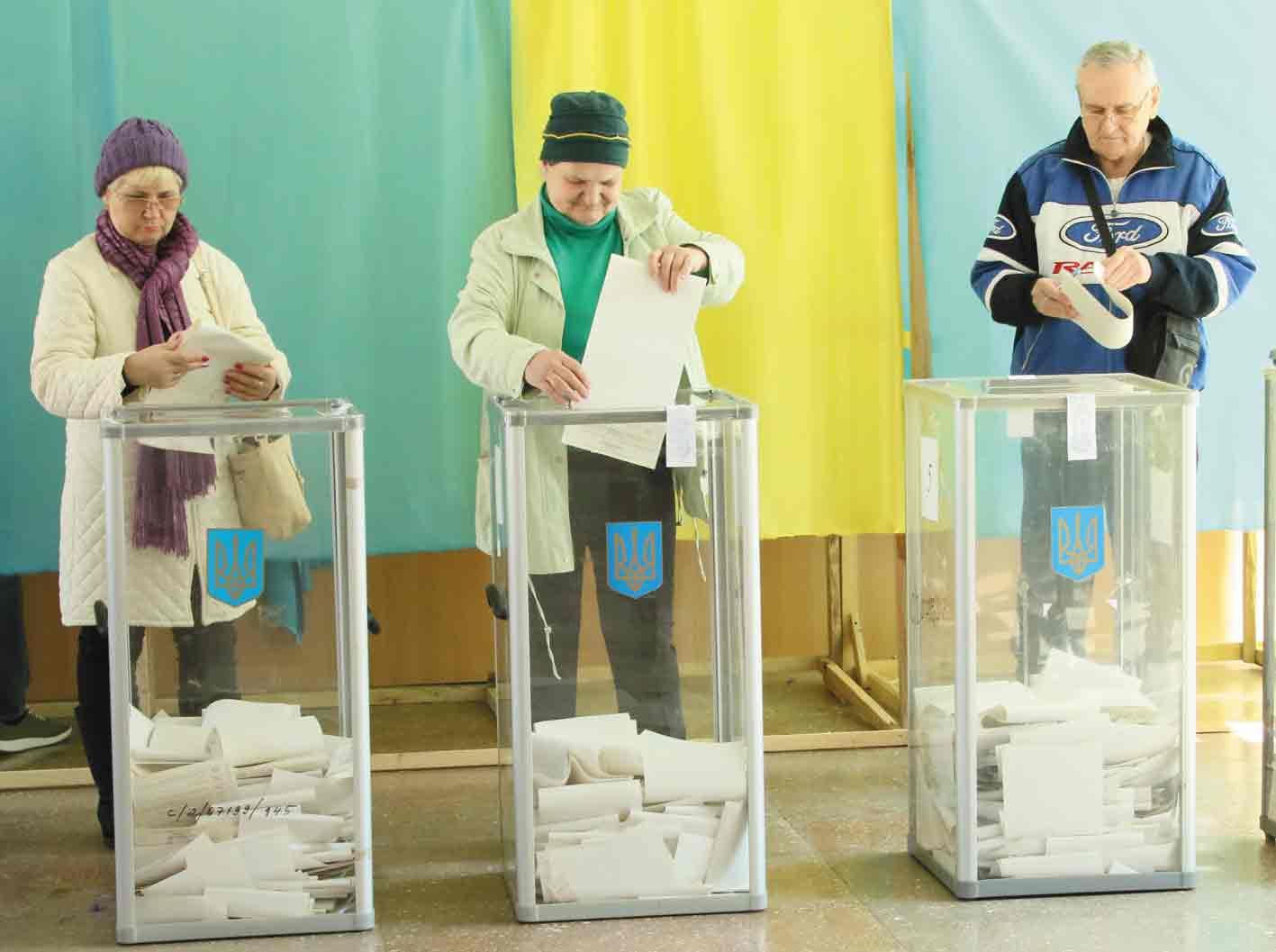Чому область Президента проголосувала за Зеленського. Порошенко – 2-й. Тимошенко – 3-я. Феномен Ляшка – він 4-й на Вінниччині