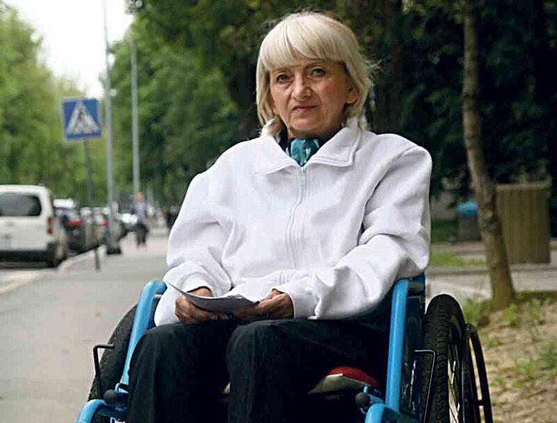 58-річній Олені Колосовій необхідно термінове лікування
