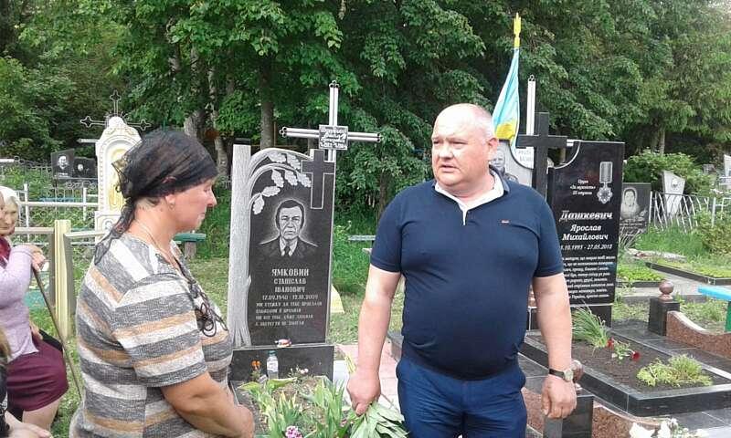 Вшанували Героя з Оратівського району