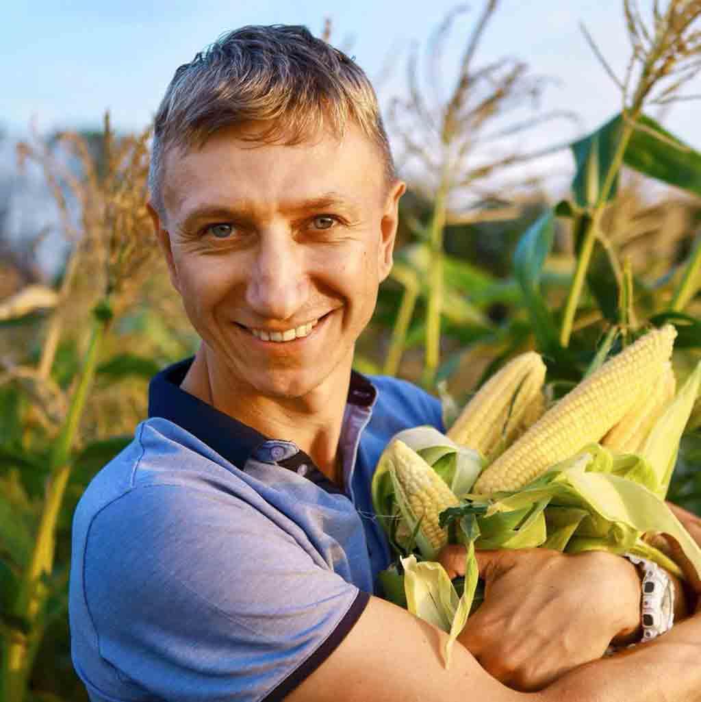 Xас садити солодку кукурудзу. З гектара на ній можна заробити мільйон