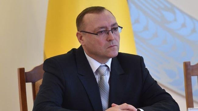 Голова ВінОДА Валерій Коровій написав заяву складення повноважень перед новобраним Президентом України: