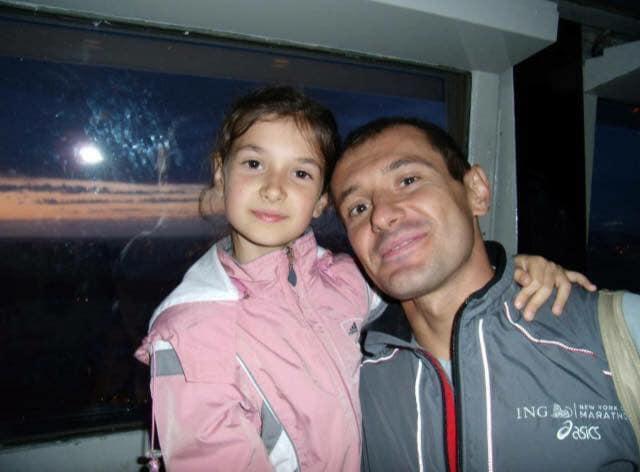 Донька Героя Майдану присвятила свій напівмарафон у Ванкувері батьку…