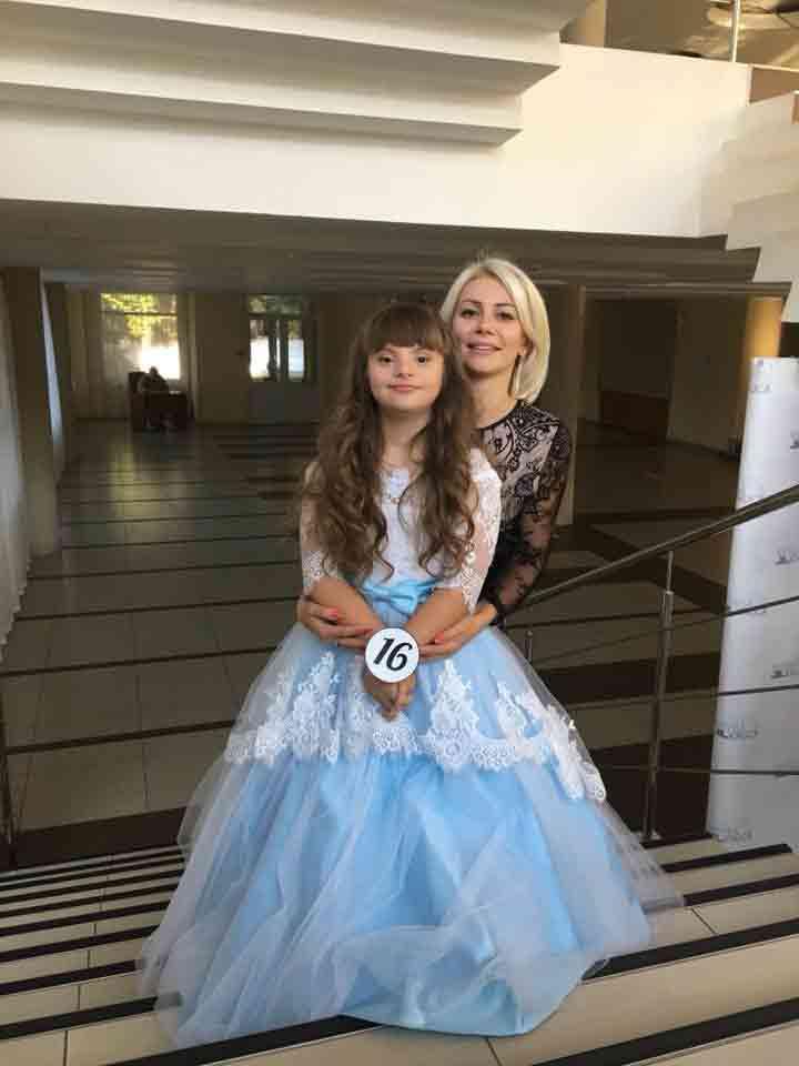 «Сонячна дівчинка» перемогла у престижному конкурсі краси