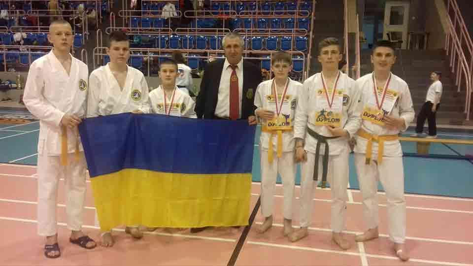 4 медалі з рукопашного бою здобули віннчани