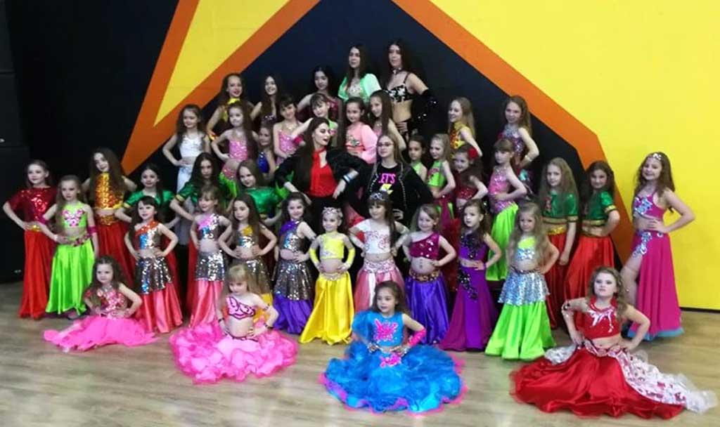 Чемпіоном міжнародних змагань стала школа танцю «Шахіна»