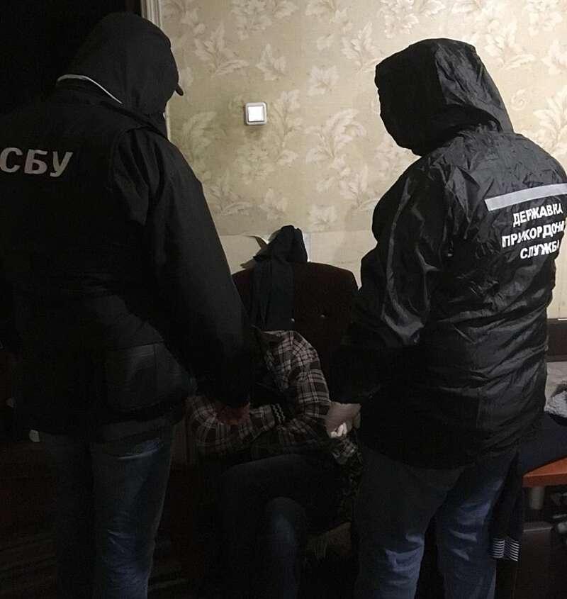 Наркоділера затримала СБУ на Вінниччині в Могилеві-Подільському