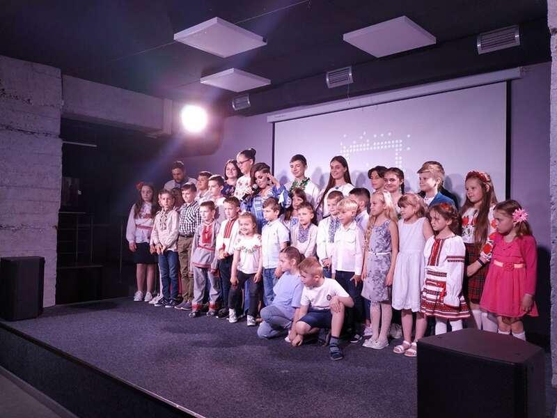 У фільмі про Україну зіграли юні вінничани
