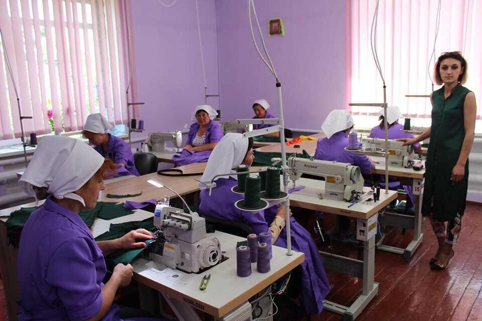 Нове швейне підприємство на Вінниччині допоможе відродити село