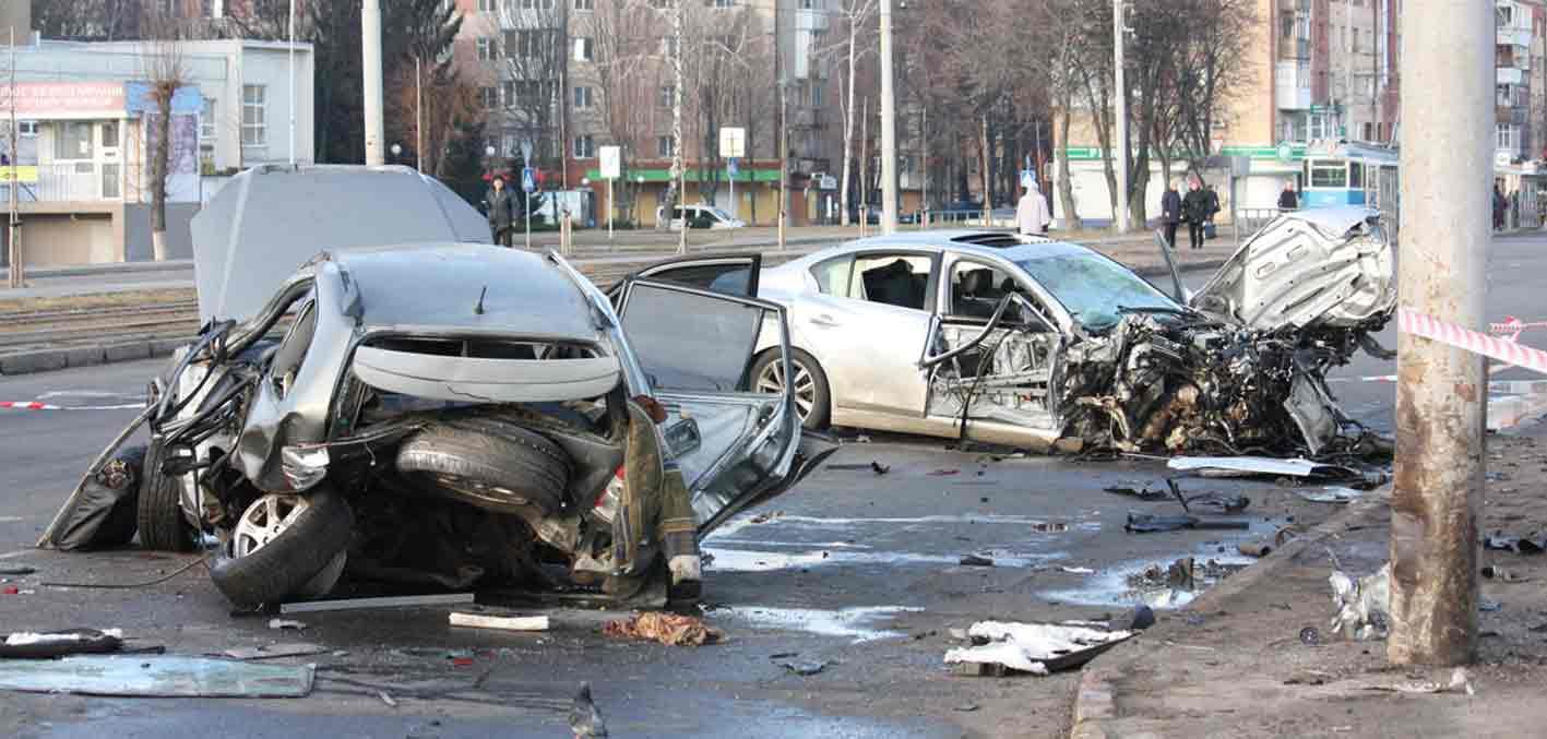 Помер таксист, в якого на «Інфініті» влетів айтішник