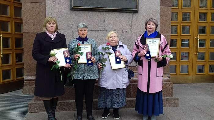 Нагородили матерів загиблих героїв з Козятинщини