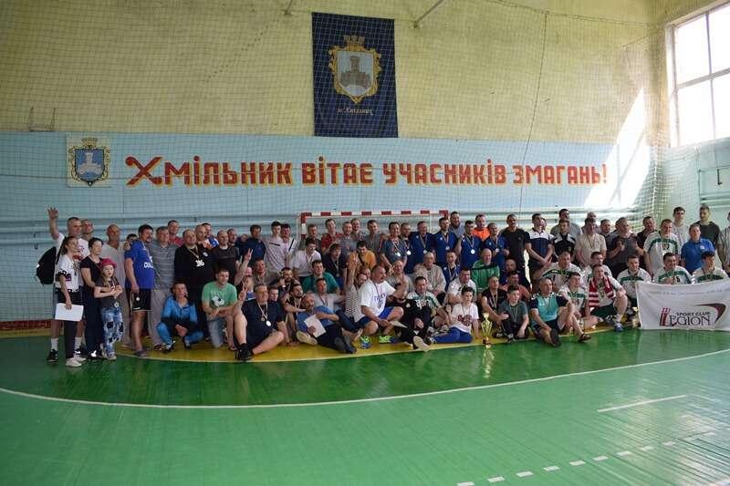 Кубок України з гандболу провели у Хмільнику