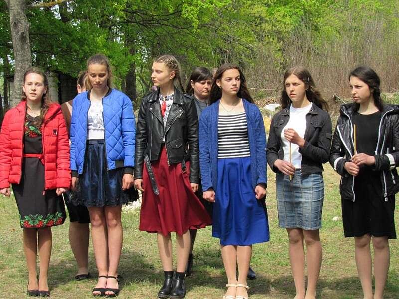 Пам'ятник жертвам Голодомору відкрили в селі на Вінниччині