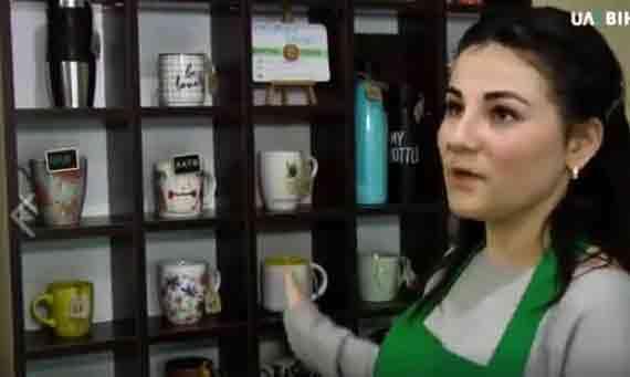 Еко-акцію для кавоманів започаткувала вінницька школярка