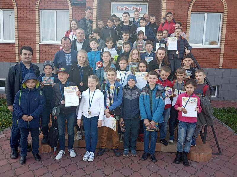 Команда «Фенікс» перемогла у чемпіонаті області із шахів