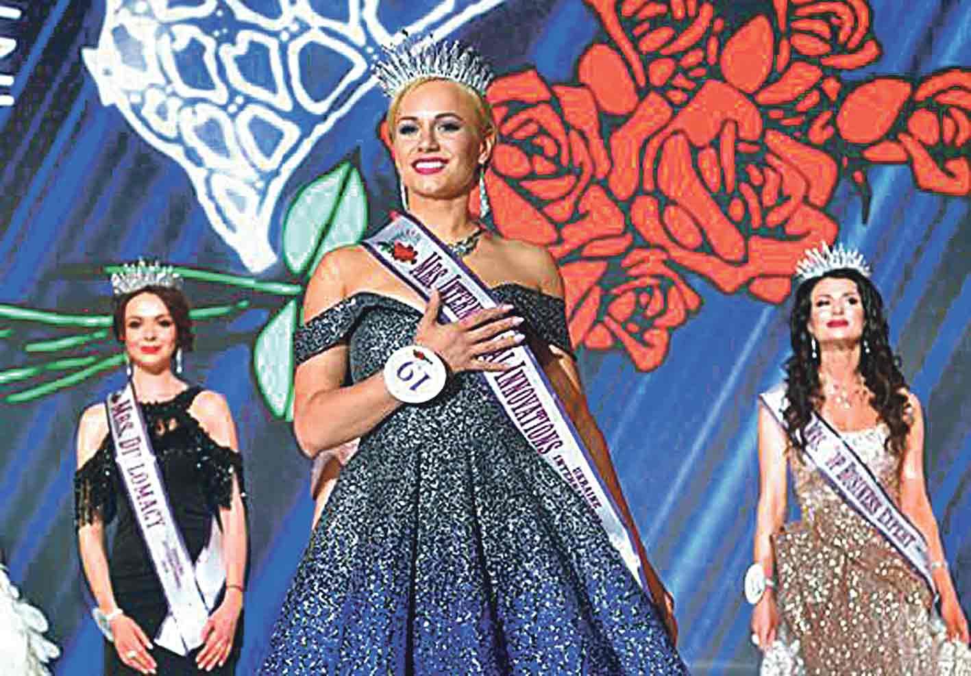 Вінничанка стала «віце-місіс» «Mrs. Ukraine International-2019»
