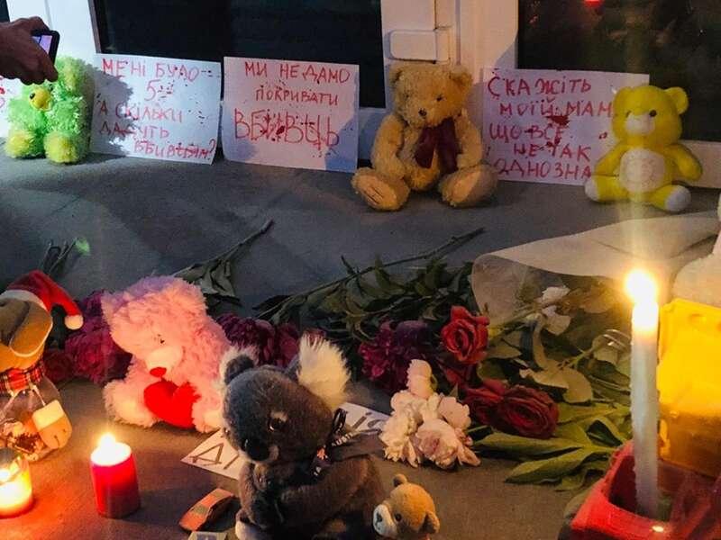 У лікарні помер 5-річний хлопчик, якого підстрелили поліцейські. Активісти вимагали відставки Авакова… (відео)