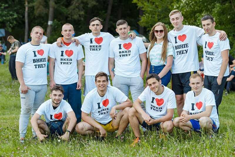 Хто став переможцем патріотичного табору «Студентської ліги 2019» у Вінниці?