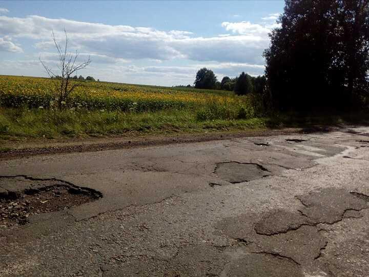 На Козятинщині відремонтують аварійну дорогу