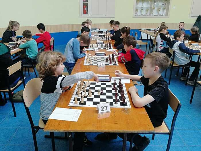 Півмільйона - на призи для юних шахістів, учасників міжнародного дитячого турніру