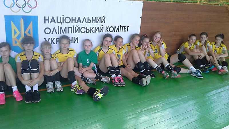 Волейболістки із Калинівки здобули бронзу у Луцьку