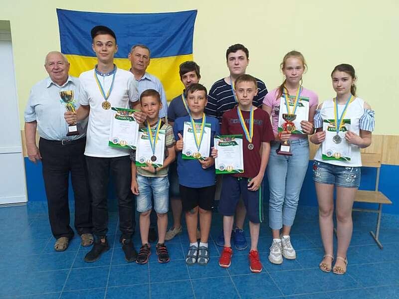 Чемпіонат Вінниці зі швидких шахів виграв Владислав Полігас із Жмеринки