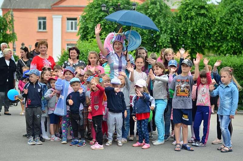 Як святкували День захисту дітей на Вінниччині