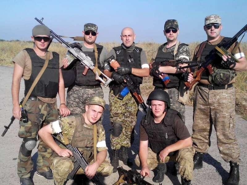 «Жителі Маріуполя разом з нами укріплювали протитанкові позиції»