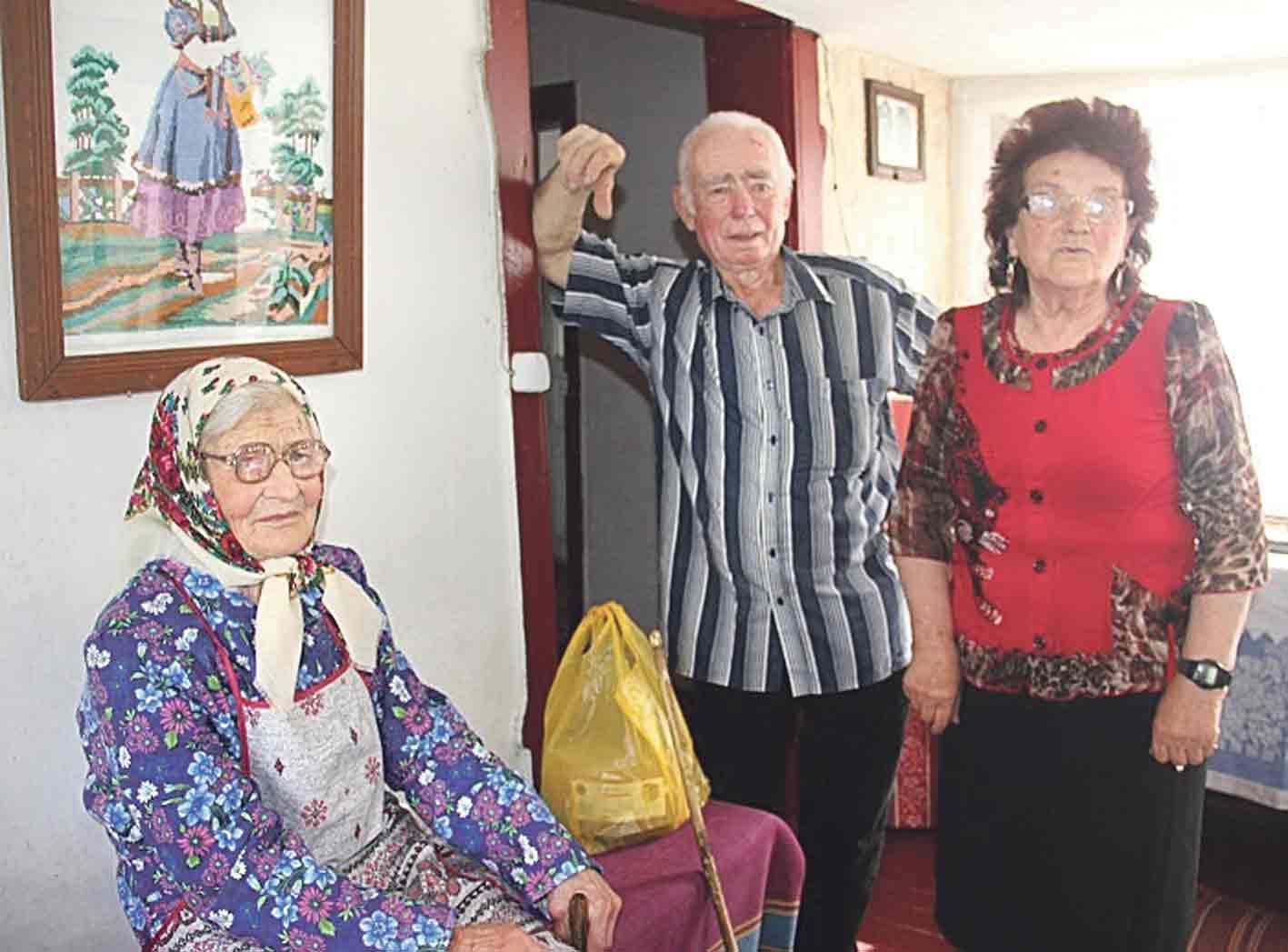 Без ліків і з вірою в Бога дожила до 95 років солдатська вдова