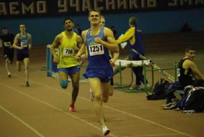 Наш спортсмен здобув срібло та встановив особистий рекорд