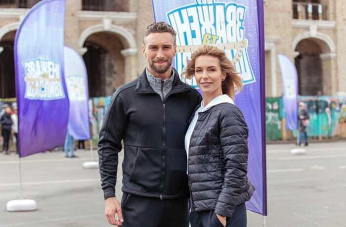 """Вінничанка Марина Узєлкова знову тренує """"Зважених та щасливих"""". Хто став її новим напарником?"""