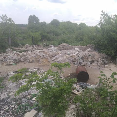 На Вінниччині зберігається 900 т непридатних хімікатів