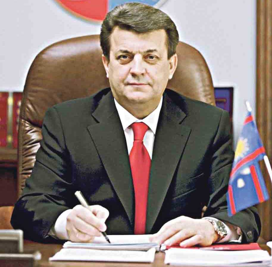 Анатолій Олійник визнаний найвідповідальнішим головою обласної ради