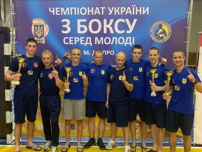 Боксери з Вінниці тріумфували на чемпіонаті