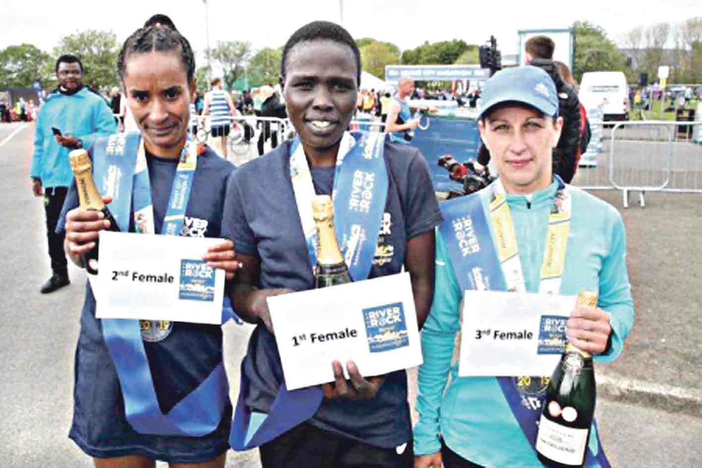 3-тє місце – у викладачки політеху – наша викладачка тріумфувала на престижному марафоні
