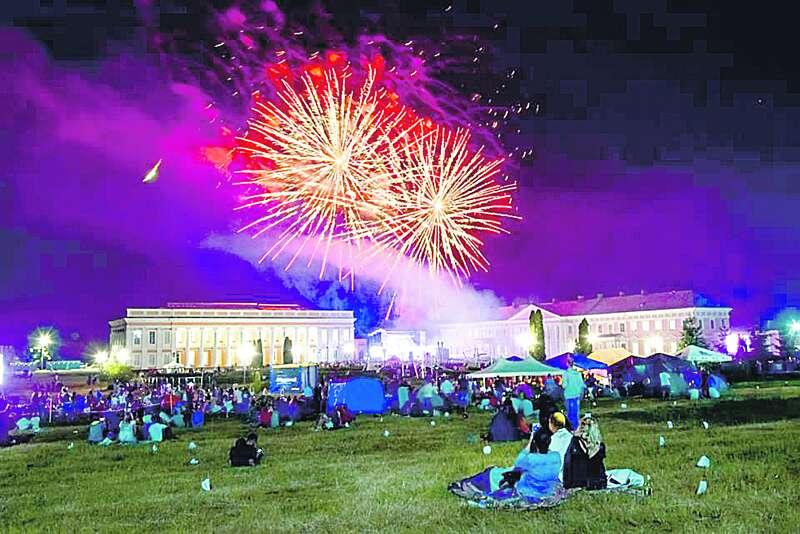 Феєричні і магічні ночі з балетом, оперою і вогнем – на Operafest Tulchyn!