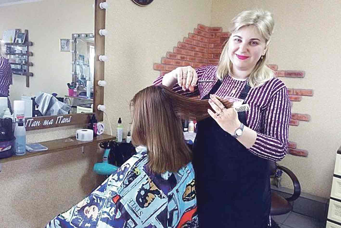 Рубрика: Дій активно! Живи позитивно! Безкоштовні зачіски інвалідам роблять у Козятині