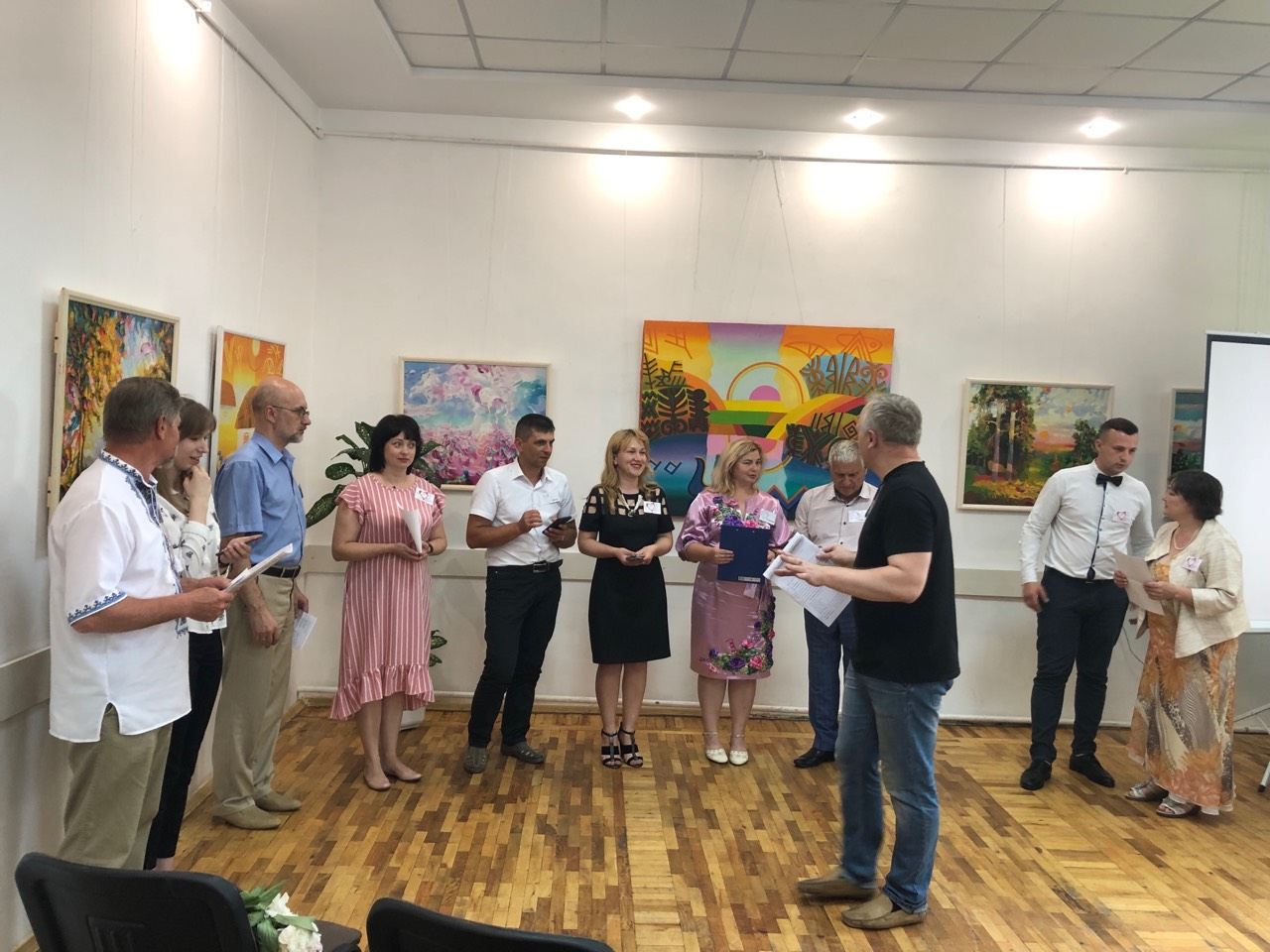Поети України говорили у Вінниці про любов! (відео)