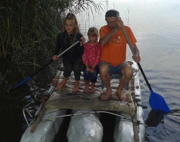Робінзони із Зяньківців – еко-пригоди вінничан на фесті «БугБезВіз»