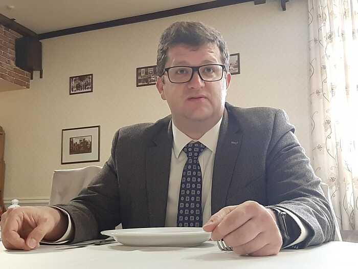Пограбували нардепа – керівника делегації ВР у ПАРЕ Ар'єва по дорозі до Вінниці (відео)