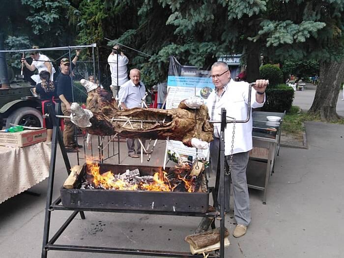 Кабанчик-2 і «рибдоги» Місевича – хіти фестивалю Сича (відео)