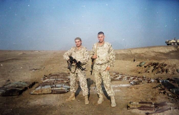 Лейтенант Сергій Малогулко: «Тоді Ірак для мене був ризикованою романтикою»