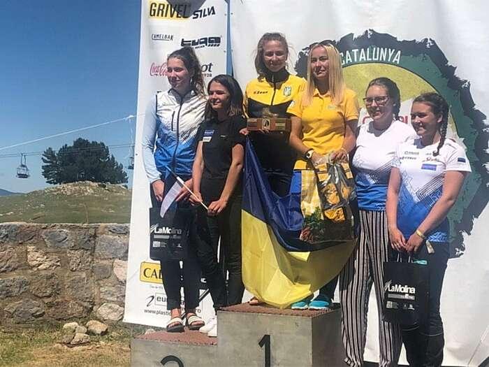 Настя Басюк в 4-те стала чемпіонкою світу із екстрім-орієнтування в Іспанії