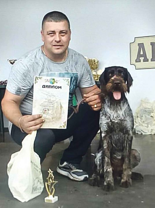 На собачій Олімпіаді чемпіоном стала вінничанка